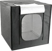 BeMatik - Portable studio photo avec panneaux des