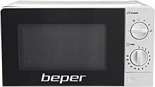 BEPER Four à micro-ondes 20 L sans grill 700 W