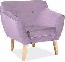 Bergin - fauteuil confortable chambre/bureau -