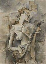 Berkin Arts Pablo Picasso Giclée Papier d'art