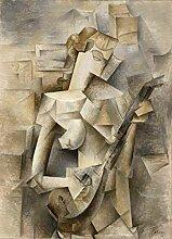 Berkin Arts Pablo Picasso Giclée Toile Imprimer