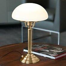 Berliner Messinglampen Lampe champignon «