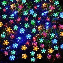 Beroica guirlande lumineuse exterieur solaire