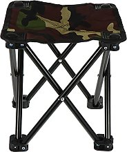 BESPORTBLE Pliant Camping Tabouret Portable Chaise