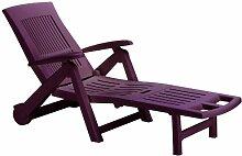 BEST 14400140 Charleston Chaise Longue à
