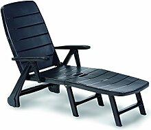 BEST 14400150 Charleston Chaise Longue à