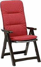 BEST 96206114 fauteuil pliable avec coussin