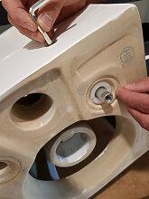 Best Design Royal Gold WC sans bride avec abattant