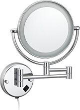 Best Design Steiner Miroir de maquillage mural