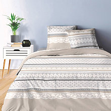 Best Interior - Parure de draps Lola - 140x190cm