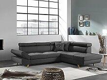 Bestmobilier - Linea - Canapé d'angle Droit