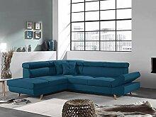 Bestmobilier - Linea - Canapé d'angle Gauche