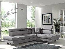 Bestmobilier - Lisbona - Canapé d'angle Droit