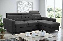 Bestmobilier - Nolan - Canapé d'angle