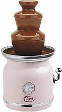 Bestron Fontaine à Chocolat - Design Rétro avec