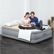 Bestway lit pneumatique avec pompe intégrée