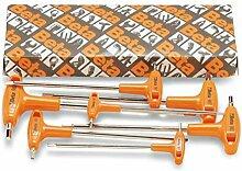 Beta Tools 96T 5Teinte 96T Clés hexagonales