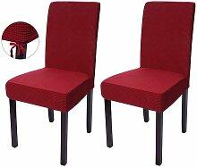 Better Maison - Housse de chaise élastique