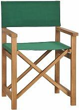Betterlife - Chaise de metteur en scène Bois de