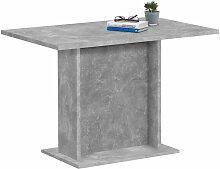 Betterlife - FMD Table de salle à manger 110 cm