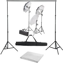 Betterlife - Kit de studio photo avec ensemble