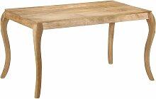 Betterlife - Table de salle à manger 135x75x76 cm