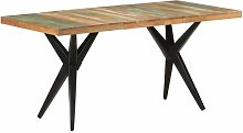 Betterlife - Table de salle à manger 160x80x76cm