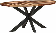 Betterlife - Table de salle à manger 160x90x75 cm