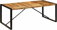 Betterlife - Table de salle à manger 200x100x75