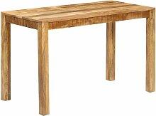 Betterlife - Table de salle à manger Bois de