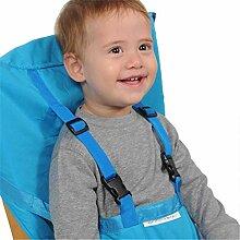 Betteros Chaise Bébé Chaise Haute Portable