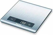 Beurer Balance de cuisine KS 51 5 kg Argenté