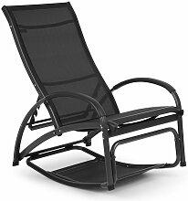 Beverly Wood Chaise longue à bascule bain de