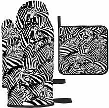 Bgejkos Les gants de cuisine et maniques modernes