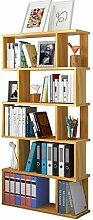 bibliothèque étagère à livres Simple et