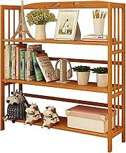 Bibliothèques Bibliothèque de bambou