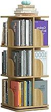 Bibliothèques Rotatation Bookshelf multicouche