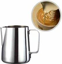 Bien en acier inoxydable lait artisanat café