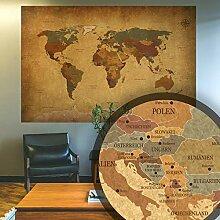 BilderKing 2020 Carte du Monde, Papier Poster 170
