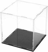 BINGBIAN Présentoir en acrylique transparent pour