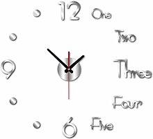 BINGTANGXUELI Co.,ltd Horloge Murale Décor À La