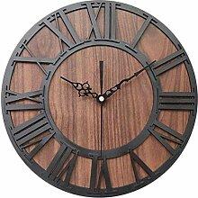 BINGTANGXUELI Co.,ltd Horloge Murale Européen