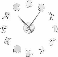 BINGTANGXUELI Co.,ltd Horloge Murale Horloges