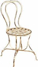 Biscottini - Chaise de salle à manger de jardin