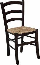 Biscottini - Chaise en bois pour table à manger