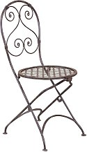 Biscottini - Chaise pliante de salle à manger de