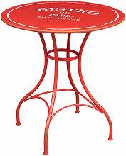 Biscottini - Table 'Bistro de Paris' en