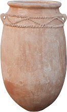 Biscottini - Vase en terre cuite du désert du