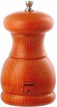 Bisetti 5307 Moulin à Poivre Hêtre Orange 11,5 cm