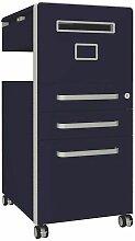 Bisley Meuble de rangement mobile Bite™ avec 1